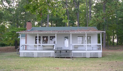 Hank Williams Cabin